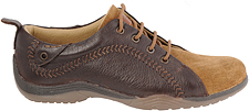 Men's Tan Color Leather Casual Shoes Online
