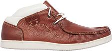 TZARO Tan Genuine Leather Boots - SIY Bismark, LIV0502Tan