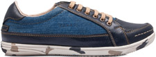 Navy Blue Sneakers for Men