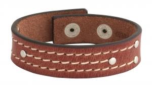 TZARO Genuine Leather Bracelet: TZLCF003