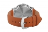 Tan Leather Strap Analog Wrist Watch for Men Online