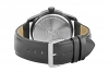 Black Leather Strap Hand Quartz Watch for Men Online
