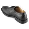 black brogues shoes