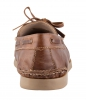 Brown Leather Boat Shoes Online