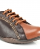 Brown Leather Casual Shoe