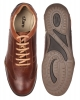 Tan Leather Sneaker Shoes