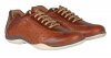 Tan Leather Sneaker