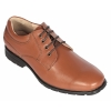Police Shoes Brown