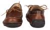 Dark Tan Slip-on Genuine Leather Boat Shoes Online