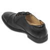 black formal shoes