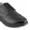formal brogue shoes for men