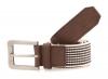 Brown Leather Casual Belt for Men Online