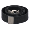 Black Grey Color Men's Leather Belt Online