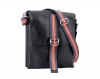Black Color Genuine Leather Sling Bag for Men Online