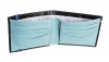 Buy Bifold Stunning turquoise & black weather wallet online