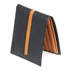 Tan & Black Bifold Pocket Purse for Men's  Online