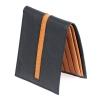 Tan & Black Bifold Pocket Purse for Men's  Online