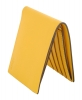 Yellow Bifold Genuine Leather Purse Online
