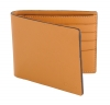 Yellowish Beige Leather Wallet for Men's Online