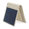 Bifold Canvas Genuine Leather Wallet for Men's Online