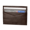 Brown Genuine Leather Wallet with Credit Card Holder Online