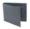 Navy Blue Color Bifold Leather Wallet Online