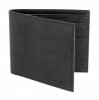Black Color Genuine Leather Wallet for Men's Online