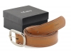Light Tan Colored Spanish Leather Belt Online