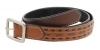 Tan Colored Genuine Leather Formal Belt for Men Online