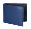 Black & Blue Wallet for Men's Online