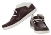 Brown Genuine Leather Low Ankle Boots for Men Online