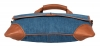 navy blue laptop bag