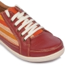 leather canvas shoes for men