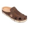 mens brown sandal