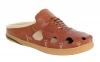Tan Genuine Leather Slipper for Men Online
