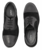 Black Genuine Leather Brogues Shoe for Men' Online