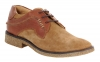 Tan Color Genuine Leather Brogues Shoes for Mens Online