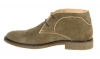Olive Genuine Leather Ankle Boots Online for Men Online
