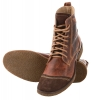 Men's Genuine Chocolate Brown Leather Boots Online