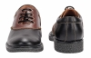 Black Genuine Leather Brogues Shoes Online