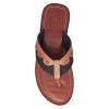 Tan Leather Slipper