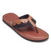 Tan Leather Slipper