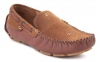 Tan Brown Leather Driving Shoes Online