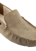 Olive Genuine Leather Driving Shoes Online