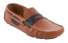 Men's Tan Color Leather Driving Shoes Online
