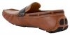Men's Tan Color Leather Driving Shoes Online