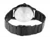 Black Metal Chain Watch