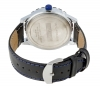 Analog Black Leather Strap Watch for Men Online