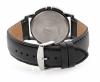 Black Genuine Leather Strap Wrist Watch for Men Online