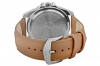 Tan Color Leather Strap High Performance Watch Online
